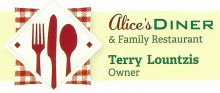 Alice's Diner and Family Restaurant